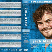 Jack Black Film Collection - Set 5 (2002-2004) R1 Custom Covers