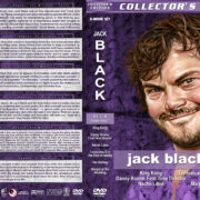 Jack Black Film Collection – Set 6 (2005-2007) R1 Custom Covers