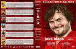 Jack Black Film Collection – Set 7 (2008-2011) R1 Custom Covers