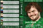 Jack Black Film Collection – Set 8 (2011-2016) R1 Custom Covers