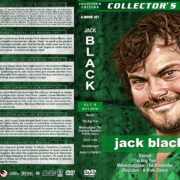 Jack Black Film Collection – Set 8 (2011-2016) R1 Custom Covers