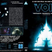 The Void (2016) R2 GERMAN Custom DVD Cover