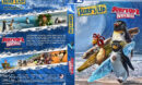 Surf's Up Double Feature (2007-2017) R1 Custom Cover