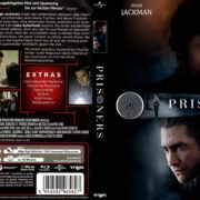 Prisoners (2013) R2 German Custom Blu-Ray Cover & Label