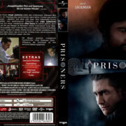 Prisoners (2013) R2 German Custom Cover & label