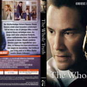 The Whole Truth (2016) R2 German Custom Blu-Ray Cover & label