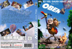Oben (2009) R2 German Custom Cover