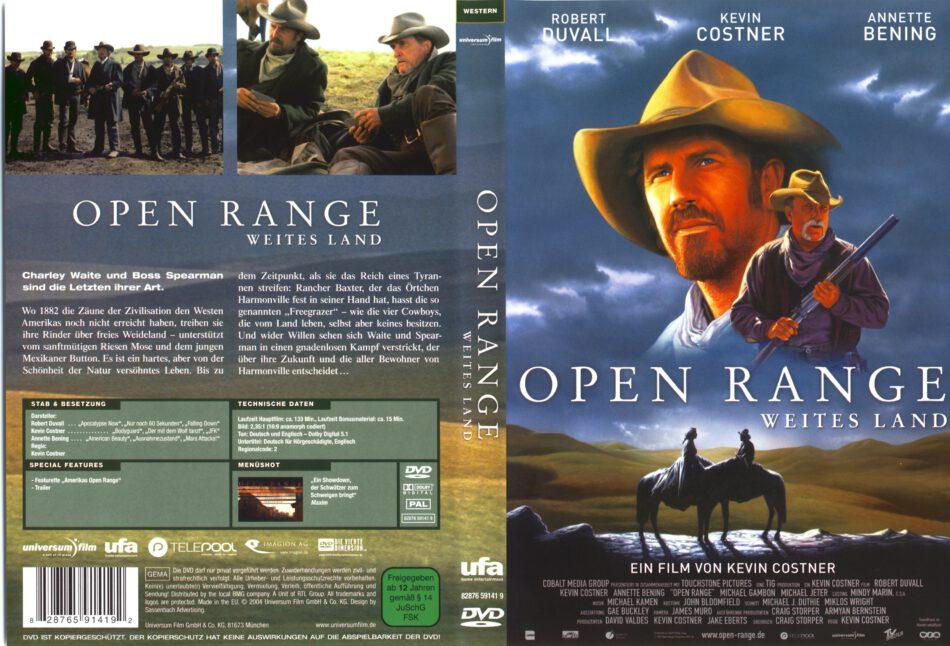 Open Range – Weites Land