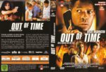 Out of Time – Sein Gegner ist die Zeit (2003) R2 German Cover & Label