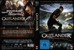 Outlander (2008) R2 German Cover & Label