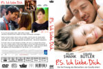 P.S Ich Liebe Dich (2007) R2 German Custom Cover & Label