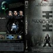 Pandorum (2009) R2 German Custom Cover & Label
