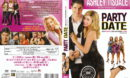 Party Date - Per Handy zur grossen Liebe (2008) R2 German Cover & Label