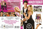 Party Date – Per Handy zur grossen Liebe (2008) R2 German Cover & Label