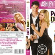 Party Date - Per Handy zur grossen Liebe (2008) R2 German Cover & Label