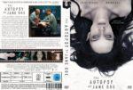 The Autopsy of Jane Doe (2016) R2 GERMAN Custom DVD Cover