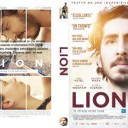 Lion (2016) R0 CUSTOM Cover