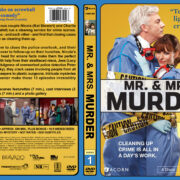 Mr. & Mrs. Murder – Series 1 (2013) R1 Custom Cover & labels