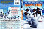 Happy Feet (2006) R1 DVD Cover