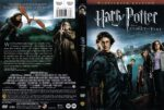 Harry Potter and the Goblet of Fire (2005) R1 DVD Cover