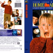 Home Alone (1990) R1 DVD Cover