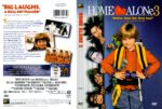 Home Alone 3 (1997) R1 DVD Cover