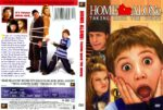 Home Alone 4 (2002) R1 DVD Cover