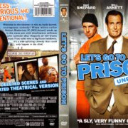 Let's Go to Prison (2006) R1 DVD Cover