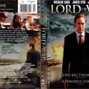 Lord Of War (2006) R1 DVD Cover
