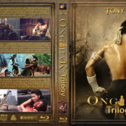 Ong-Bak Trilogy (2003-2010) R1 Custom Blu-Ray Cover