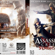 Assassin's Creed Syndicate (2015) PC Custom DVD Cover