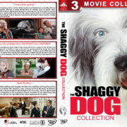 The Shaggy Dog Collection (1959-2006) R1 Custom Cover