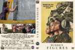 Hidden Figures (2016) R1 Custom Cover & Label V2