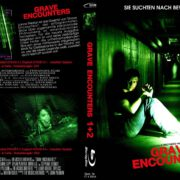 Grave Encounters 1+2 (Double Feature) (2012) GERMAN Custom Blu-Ray Cover