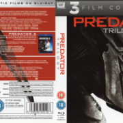 Predator Trilogy (2010) R2 Blu-Ray Cover & Labels