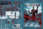 Mass Effect 3 (2012) PC DVD Cover