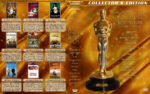 The Oscars: Best Picture – Volume 7 (1982-1990) R1 Custom Cover
