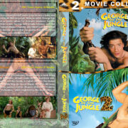 George of the Jungle Double Feature (1997-2003) R1 Custom Cover