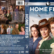 Home Fires – Season 2 (2017) R1 Custom Cover & Labels