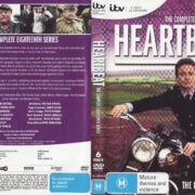 Heartbeat Series 18 (2008) R4 DVD Cover