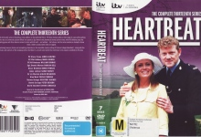 Heartbeat Series 13 (2004) R4 DVD Cover
