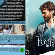 Das 9. Leben des Louis Drax (2016) R2 German Custom Blu-Ray Cover & Label