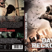 Day of Reckoning (2016) R2 German Custom Blu-Ray Cover & Label