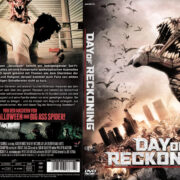Day of Reckoning (2016) R2 German Custom Cover & label