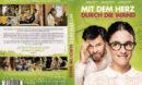 Mit dem Herz durch die Wand (2015) R2 German Custom Cover & Label