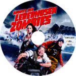 Angriff der Lederhosenzombies (2016) R2 German Custom Blu-Ray Label