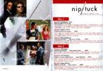 Nip/Tuck – Schönheit hat ihren Preis: Season 1 (2003-2010) R2 German Cover & Labels