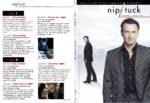 Nip/Tuck – Schönheit hat ihren Preis: Season 2 (2003-2010) R2 German Cover & Labels