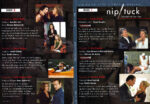 Nip/Tuck – Schönheit hat ihren Preis: Season 4 (2003-2010) R2 German Cover & Labels
