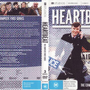 Heartbeat Series 1 (1992) R4 DVD Cover